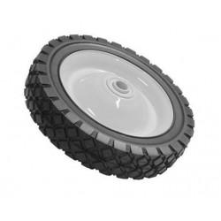 Laagritega muruniiduki ratas  17,5cm x 3,8 cm metall