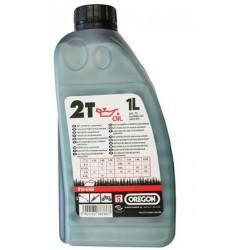 2-T õli Oregon 1L poolsünt  (roheline)