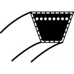 """Kiilrihm murutraktorile  25"""" 63,50cmX9,5mm   MTD 954-04102"""