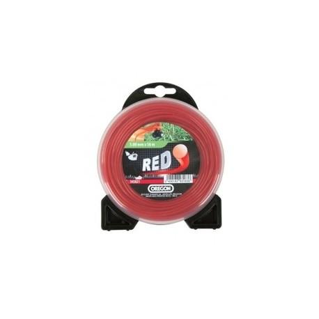 Trimmeri jõhv 1,6MMX15M ümar (Punane)