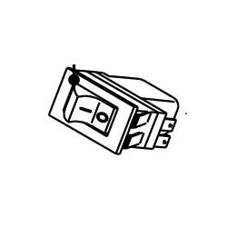 Przełącznik 230V do szlifierki elektrycznej (519789)