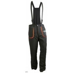 Spodnie ochronne YUKON L, ogrodniczki typu A