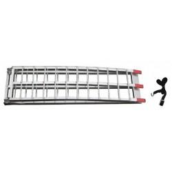 Aluminiowe rampy załadowcze dla kosiarek i quadów